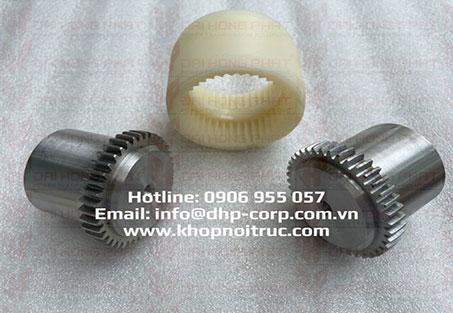 Khớp nối răng vỏ nhựa - vòng đệm vỏ nhựa