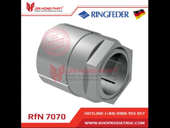 Khớp khóa trục Ringfeder RFN 7070 with Central Lock Nut