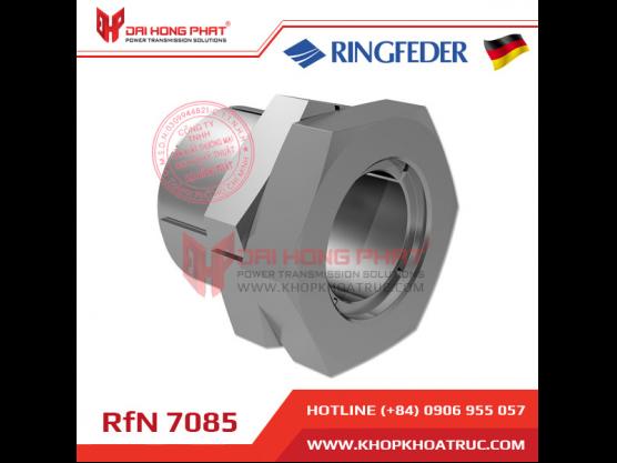Khớp khóa trục Ringfeder RFN 7085 with Central Lock Nut