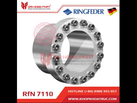 Thiết Bị Khoá Trục  Côn Ringfeder RfN 7110