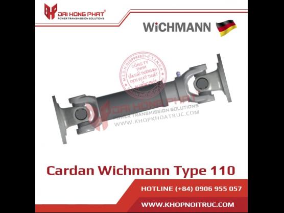 Khớp Nối Trục Cardan WichmannType 110