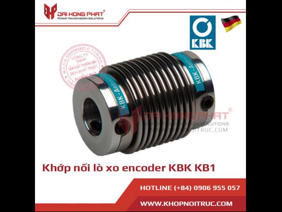 Khớp nối lò xo Encoder KBK KB1