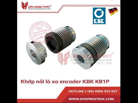 Khớp nối lò xo Encoder KBK KB1P
