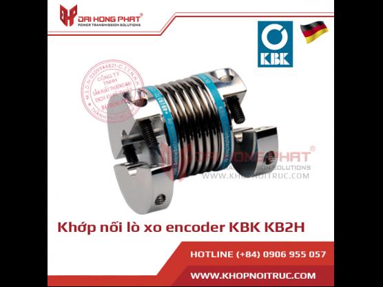 Khớp nối lò xo Encoder KBK KB2H
