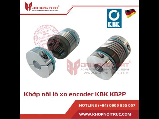 Khớp nối lò xo Encoder KBK KB2P