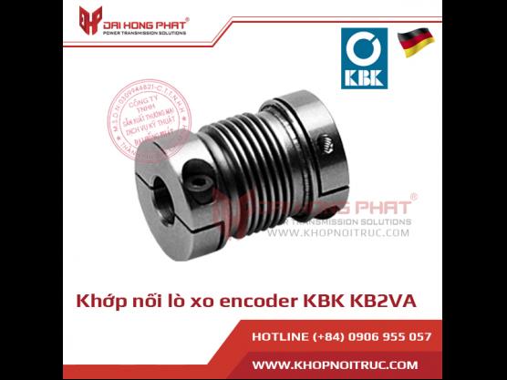Khớp nối lò xo Encoder KBK KB2VA