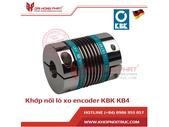 Khớp nối Encoder KBK KB4