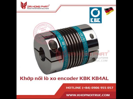Khớp nối Encoder KBK KB4AL