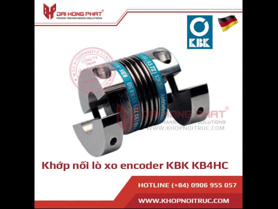 Khớp nối lò xo encoder KBK KB4HC