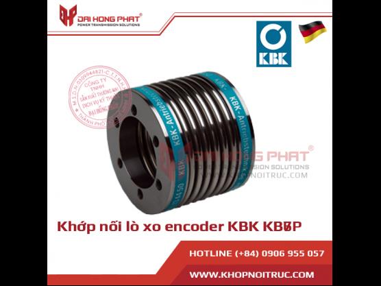Khớp nối lò xo encoder KBK KB7