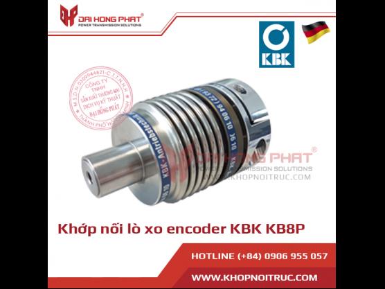 Khớp nối lò xo encoder KBK KB8P