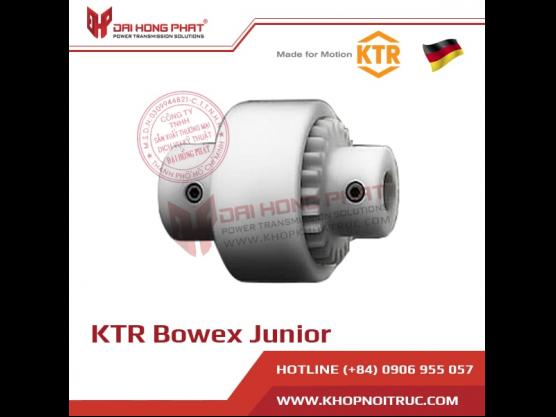 Khớp nối răng vỏ nhựa  KTR Bowex Junior