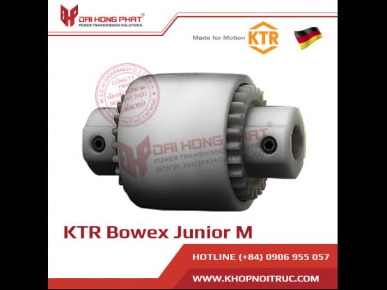 Khớp Nối Răng Vỏ Nhựa KTR Bowex Junior M