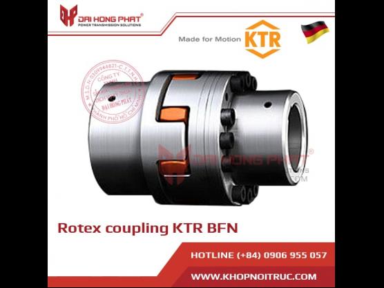 Khớp nối trục KTR Rotex  BFN