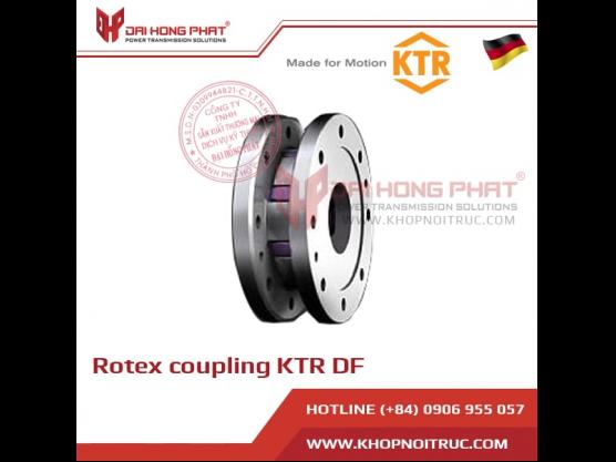 Khớp nối trục KTR Rotex DF