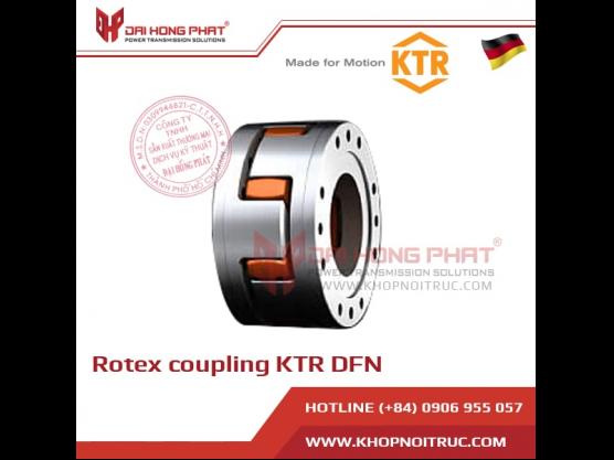 Khớp nối trục KTR Rotex DFN