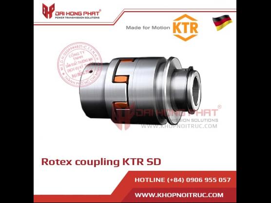 Khớp nối trục KTR Rotex SD