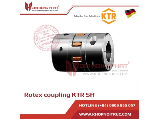 Khớp nối trục KTR Rotex SH