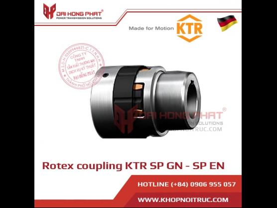 Khớp nối trục KTR Rotex SP-GN và Rotex SP-EN