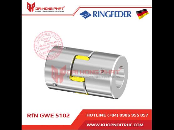 Khớp nối động cơ Servo Ringfeder GWE 5102