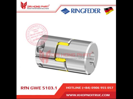 Khớp nối động cơ Servo Ringfeder GWE 5103.1