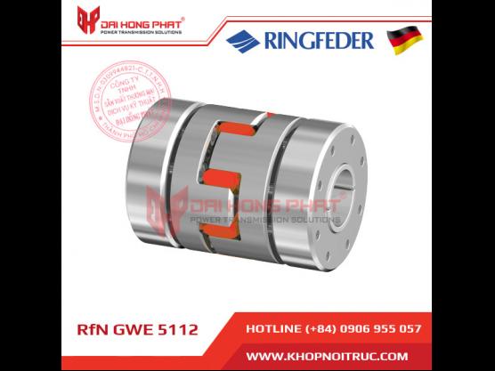 Khớp nối động cơ Servo Ringfeder GWE 5112