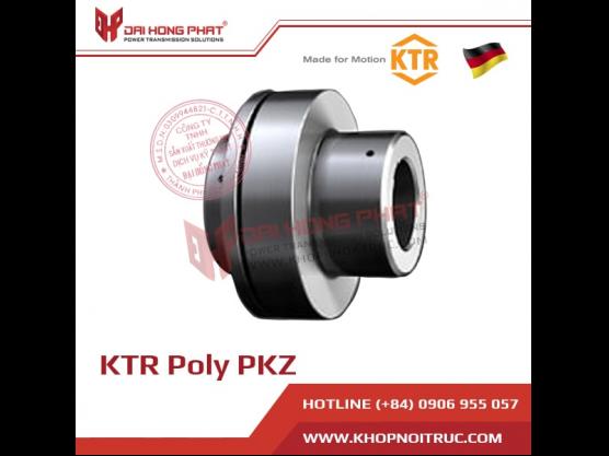 Khớp nối trục KTR Poly PKZ