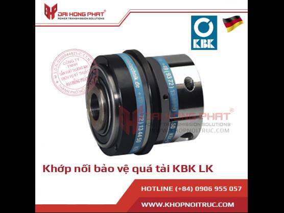 Khớp nối bảo vệ quá tải KBK LK
