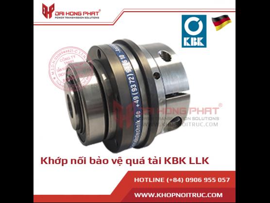 Khớp nối bảo vệ quá tải KBK LLK