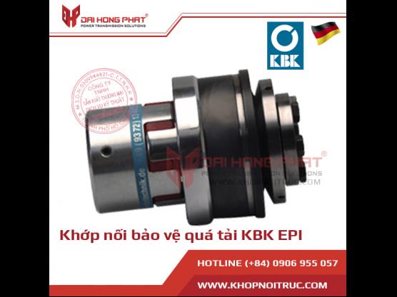 Khớp nối bảo vệ quá tải KBK EPI