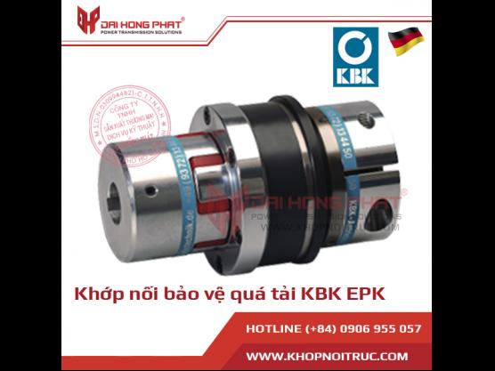 Khớp nối bảo vệ quá tải KBK EPK