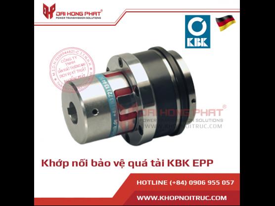 Khớp nối bảo vệ quá tải KBK EPP