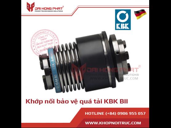 Khớp nối bảo vệ quá tải KBK BII