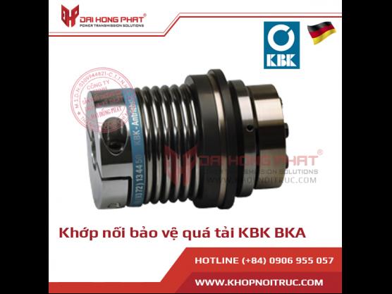 Khớp nối bảo vệ quá tải KBK BKA