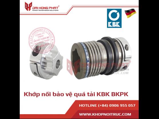 Khớp nối bảo vệ quá tải KBK BKPK