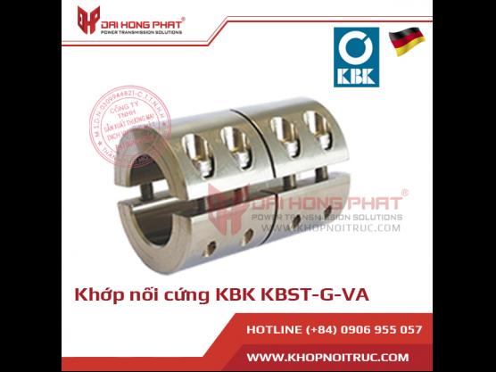 Khớp nối cứng KBK KBST-G-VA