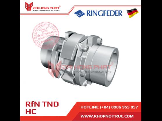 Khớp nối đĩa đàn hồi Ringfeder TND Series HC