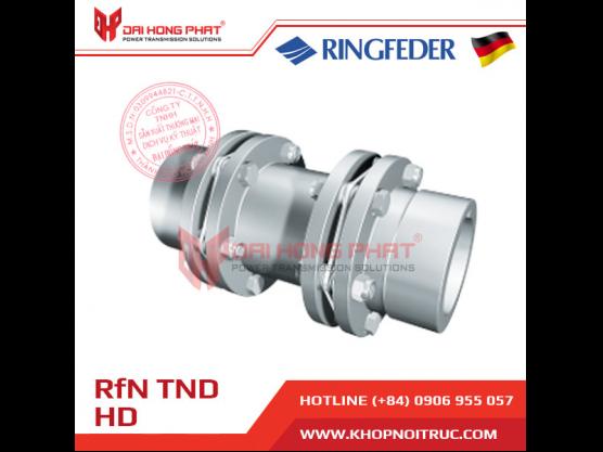 Khớp nối đĩa đàn hồi Ringfeder TND Series HD
