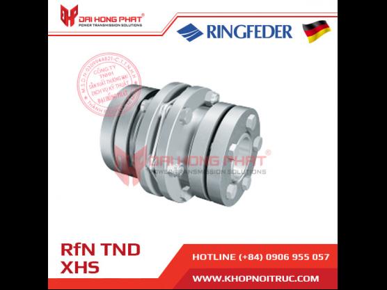 Khớp nối đĩa đàn hồi Ringfeder TND Series XHS