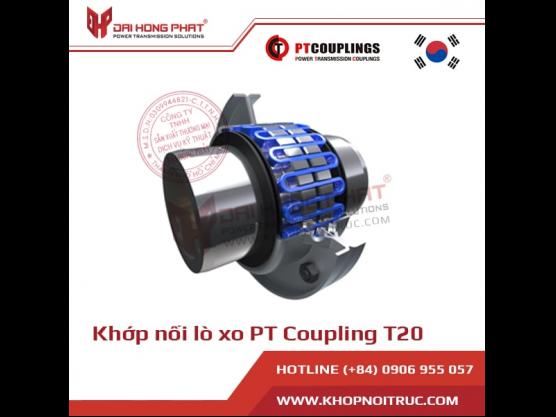 Khớp nối lò xo DHP T20 - Taper Grid Couplings DHP T20