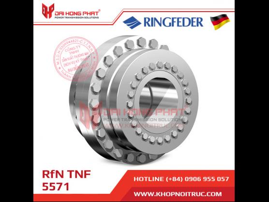 Khớp nối mặt bích Ringfeder RfN 5571- Version A