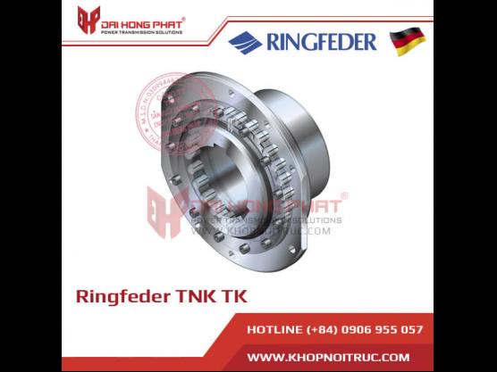 Khớp nối tang trống cuốn cáp Ringfeder TNK TK