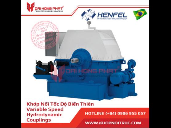 Khớp nối điều chỉnh tốc độ AHHVV HENFEL