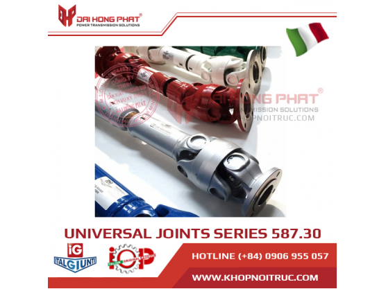 Khớp nối trục Cardan size 587.30 Italgiunti Italy