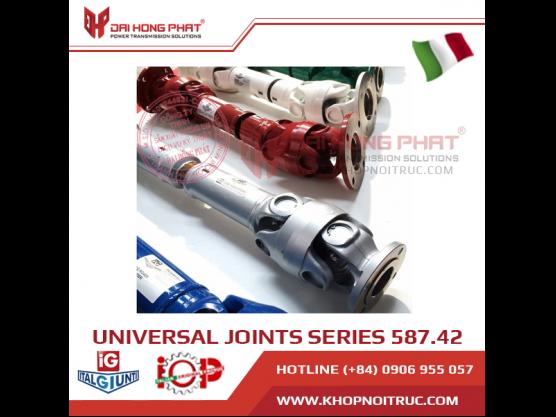 Khớp nối trục Cardan size 587.42 Italgiunti Italy