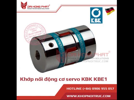 Khớp nối động cơ Servo KBE1