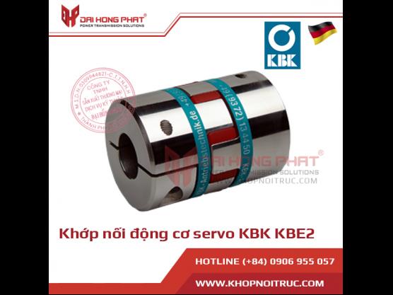 Khớp nối động cơ Servo KBK KBE2
