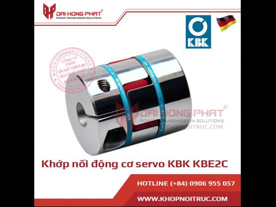 Khớp nối động cơ Servo KBK KBE2C