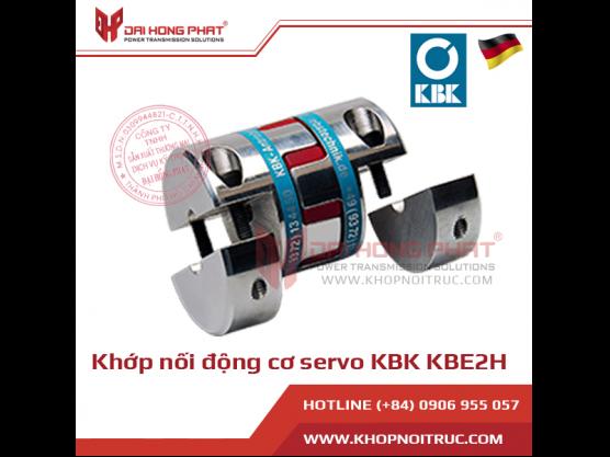 Khớp nối động cơ Servo KBK KBE2H