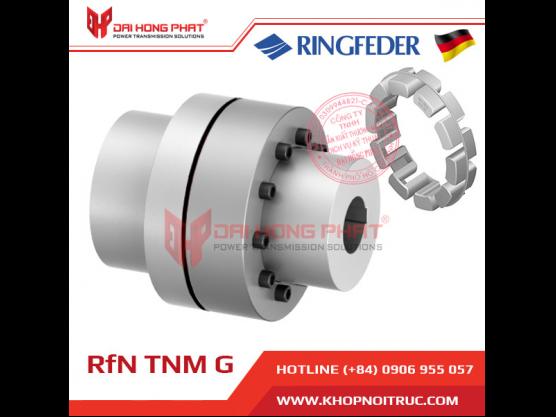 Khớp nối trục Ringfeder Nor Mex G (TNM G)
